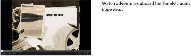 Cape Fear - video
