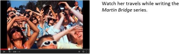 Martin Bridge - video