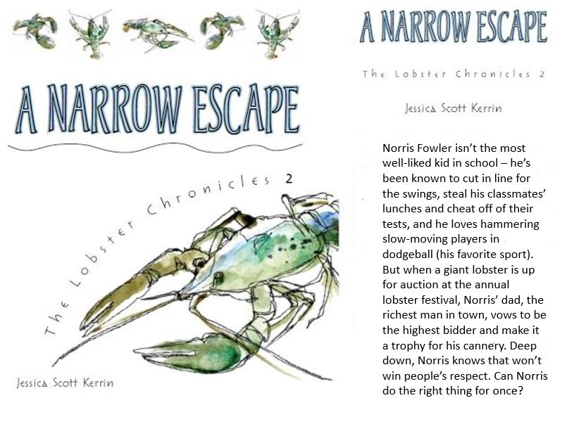 A Narrow Escape with blurb