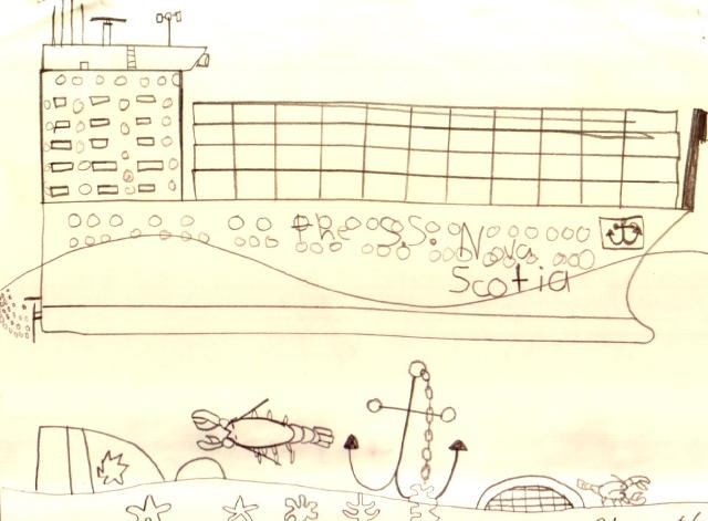 Drawing - Grant