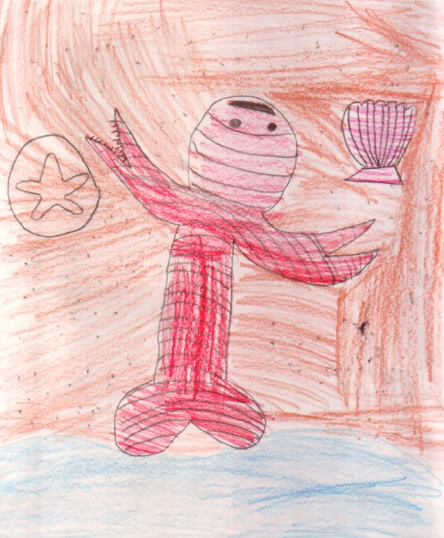 Drawing - Juliana