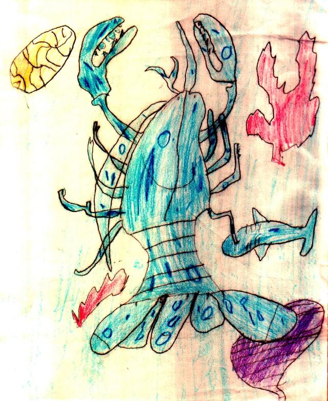 Drawing - Carmilo