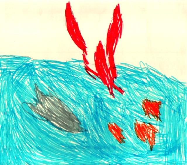 Drawing - Gabe