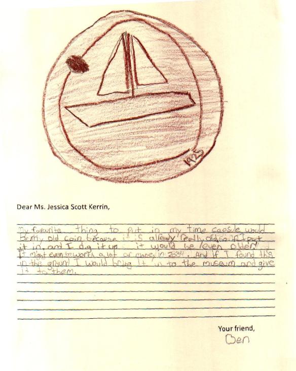 Drawing - Ben